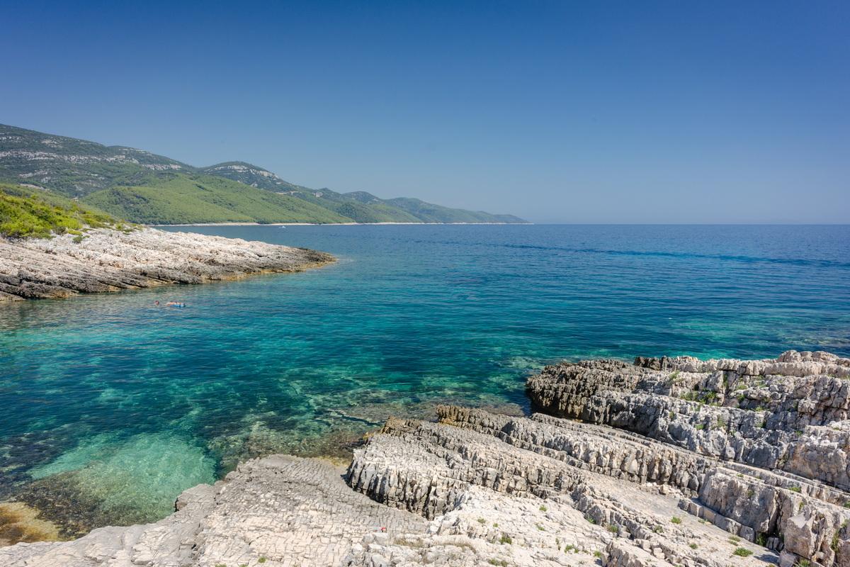 Adria: aktuális vízhőmérséklet Horvátországban