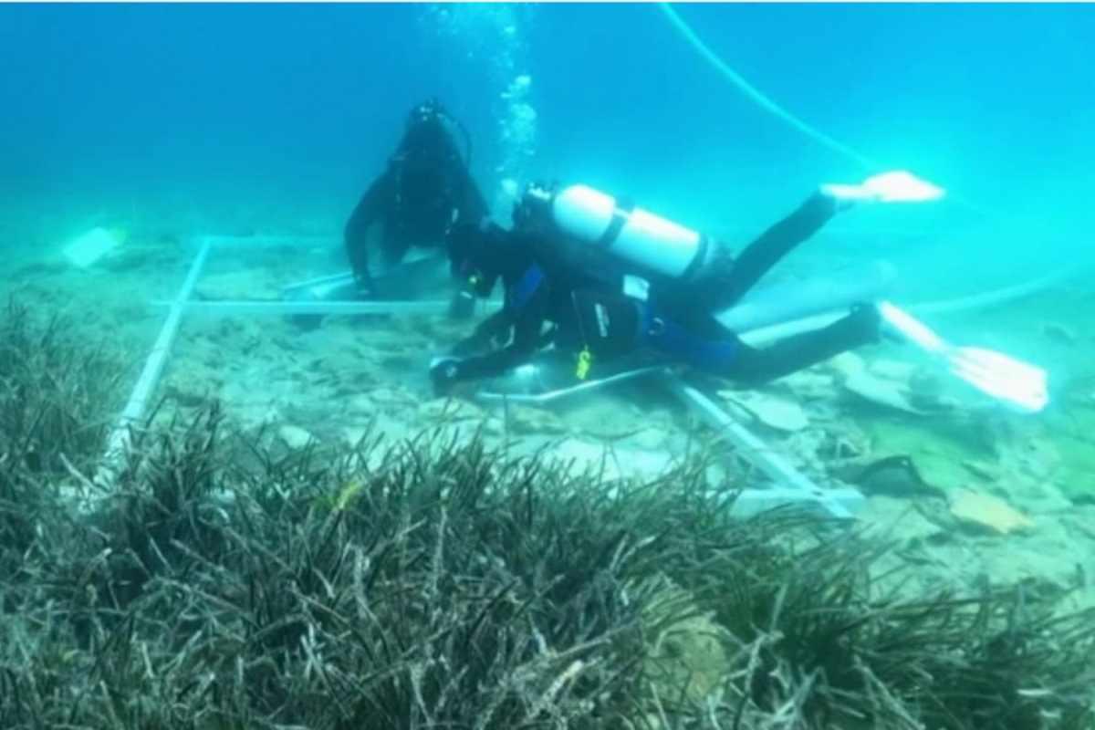 Korčula: újkőkori település maradványaira bukkantak a tengerben